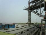 石炭の処理のためのレール敷の設計されていた移動式船のローダー