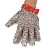Перчатки кухни сетки нержавеющей стали высокой эффективности защитным отрезанные ножом упорные/работая перчатки