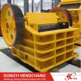 Kleine mobile Kiefer-Dieselzerkleinerungsmaschine