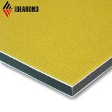 2017 3mm 4mm Factory Price polyester Aluminum Composite panel (AE-37C)