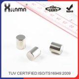 Kundenspezifischer permanenter Neodym-Zylinder-Magnet-starker seltene Massen-Magnet