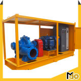 Alta capacidad de aspiración de doble bomba de agua
