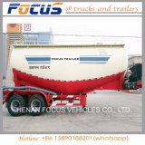 3 l'asse 38cbm asciuga il cemento/grano/programma di utilità/il rimorchio all'ingrosso del camion autocisterna della polvere semi
