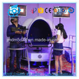 2016 CS interattivo Target Shooting Simulator 9d Vr di Game Experience 2 Players di scontro a fuoco per Amusement Machine