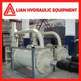 Tipo regulado cilindro hidráulico com ISO