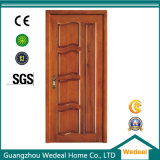 Interior de melamina MDF Composite Architectural Door