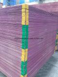 Red Oakfancy Keruing compensado de madeira contraplacada Stright linha com o Melhor Preço
