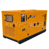 De Super Stille Diesel Genset 38kVA van Trailler met Alternator Keypower
