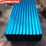 波のPre-Painted電流を通された鋼鉄屋根ふきシートの工場価格