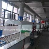 PVCコンベヤーベルトの生産ライン
