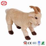 En peluche doux moelleux exquis Pygmy-Goat jouet OEM standard