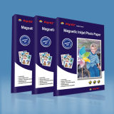 Inkjet magnetico Photo Paper in Glossy Surface