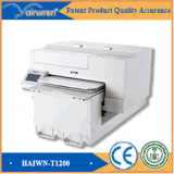 Alta velocidad de la máquina impresora DTG Digital 3D impresión textil