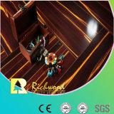 Pavimento laminato resistente dell'acqua della ciliegia dello specchio della famiglia 12.3mm