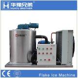 La macchina di fabbricazione di ghiaccio del fiocco con ghiaccio asciutto con Ce approva