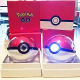 Geração 3 Pokemon Vá Portable Pokeball Pokemon Banco de alimentação do carregador