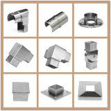Zamak Glasclips/Zink Glasschellen/Geländer-Befestigungen/Form-Schelle des Handlauf-Fitting/D