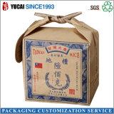 Venta al por mayor de empaquetado de la bolsa de papel de Kraft del bolso del arroz