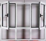 Grandes tailles avec de multiples volets de fenêtre à battant en aluminium avec du matériel de qualité