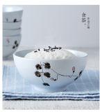 Het Vastgestelde Vaatwerk van de Sushi van de Gardenia van de Ambacht van de hand voor de Levering van het Huis