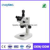 Calidad confiable 0,68 X-4.7x Digital microscopio estéreo para microscopia Traing