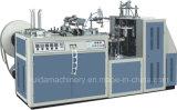 Máquina automática de fabricación de tazas de papel con mango