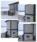 Système air-eau de pompe à chaleur de salle 12kw/19kw/35kw Evi de mètre de la chaleur 100~350sq de l'hiver de l'Europe Cold-25c pour le chauffage refroidissant l'eau chaude