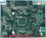 Los coches híbridos de alta frecuencia Fr4 electrónicos SMD de PCB Asamblea PCB PCBA