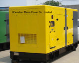 gerador Diesel BRITÂNICO da potência à espera de 250kVA 200kw Soundproof