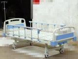 Letto di ospedale manuale storto due (BS-828A)