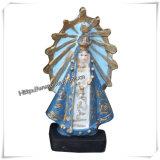 Statuen Hauptdekoration-fromme Figürchen-/Virgin-Mary (IO-ca056)