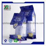 Saco plástico do alimento de animal de estimação da venda por atacado da fábrica de China para a promoção