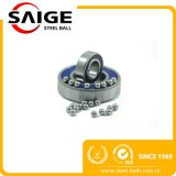 Bola de acero de pulido del CERT Ss304 del SGS/de la ISO