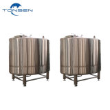 10 caldaia di Brew della birra della fabbrica di birra 1000L del barilotto con il fermentatore