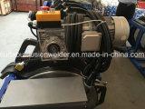 ISO, Ce, certificação do GV com equipamento de soldadura hidráulico 200mm do HDPE 225mm 250mm 315mm 355mm 400mm