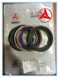 Jogos de reparo 60266050k do selo do cilindro da cubeta da máquina escavadora de Sany para Sy115