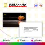 Sunlanrfid의 Samrt 칩 생성을%s 가진 카드를 인쇄하는 PVC