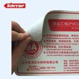 Membrana d'impermeabilizzazione dello strato del PVC utilizzata sullo scantinato del tetto