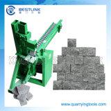 Máquina de divisão de tijolos de pedras de gravidade para tiras de parede