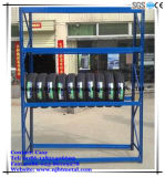 مستودع تخزين ثقيل - واجب رسم فولاذ قابل للتراكم إطار العجلة [ركينغ]