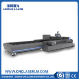 Tube et machine de découpe laser de feuille LM3015AM3 avec la table navette