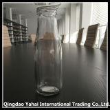 boca estreita de Witn do frasco de vidro do armazenamento 400ml