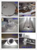 Quadrato IBC dell'acciaio inossidabile per il prodotto chimico liquido
