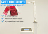 Máquina do crescimento do cabelo do laser do diodo da terapia do cabelo do laser