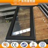 Portello scorrevole di alluminio della guida di prezzi della parte inferiore del fornitore di Foshan