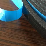 Grau PVC Schaum-Klebeband