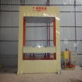 Madera de china que trabaja la máquina fría de la prensa