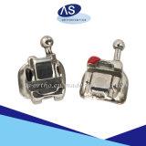 OEM ortodontico della fabbrica del fornitore di Liagting Brakets di auto dei materiali di consumo dentali