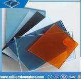 装飾的/建物のための3/4/5/6mm着色された薄板にされたガラス