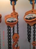 619 tipo bloco de polia Chain manual da grua Chain 2t